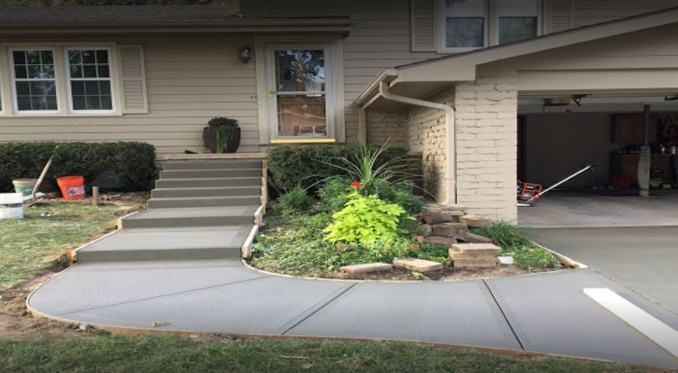 concrete stairs billings mt